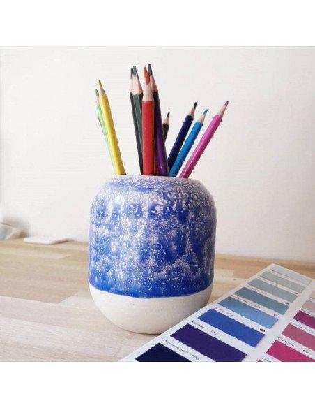 STUDIO ARHOJ Pot à crayons sirène