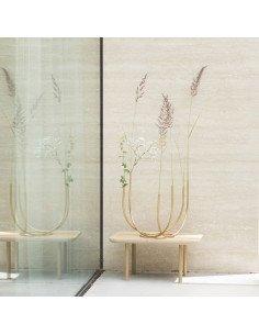 URBAN NATURE CULTURE Vase Tube cuivré