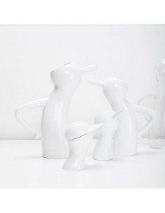 SERAX Monsieur Cruchot pot ceramique blanche Louis de Limburg