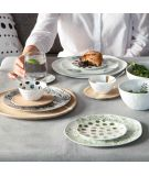 RÄDER DESIGN Mini assiette Points
