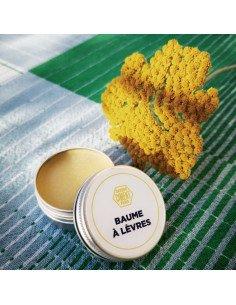 CIMENT PARIS Baume à lèvres à l'huile d'abricot cosmétiques bio zéro déchet