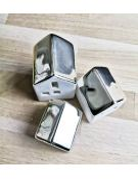 RÄDER DESIGN Mini maison lumineuse porcelaine