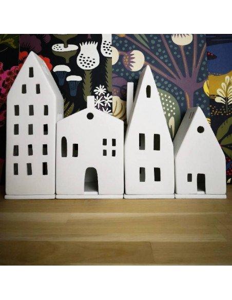 RÄDER DESIGN Photophore maison 8 modèles