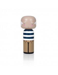 LUCIE KAAS Becky Kemp Sketch Inc. Figurine en bois Kokeishi Pablo Picasso