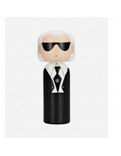 LUCIE KAAS Becky Kemp Sketch Inc. Figurine en bois Kokeishi Karl Lagerfeld