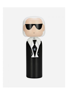 LUCIE KASS Becky Kemp Sketch Inc. Figurine en bois Kokeishi Karl Lagerfeld