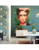 IXXI Décoration murale Pixel Frida Kahlo XXL