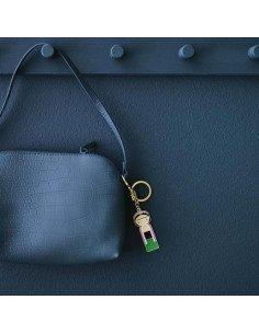 LUCIE KAAS Becky Kemp Sketch Inc. Figurine porte clés metal frida kahlo