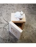 RÄDER DESIGN Boite Kiss me grenouille porcelaine blanche et or