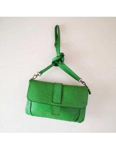Sac pochette Purdy vert émeraude
