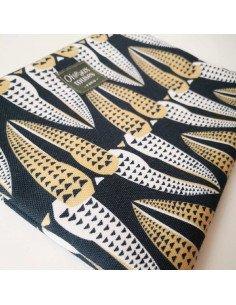 OISEAUX MUSES Trousses Scarabés coton