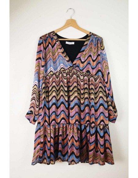 Vintage Love - Robe midi Ondine