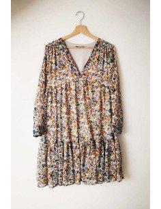 Vintage Love - Robe midi Iva