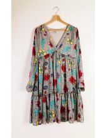 Vintage Love - Robe midi Efia