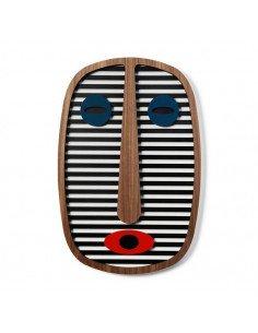 UMASQU Masque moderne africain bois modern african mask #1
