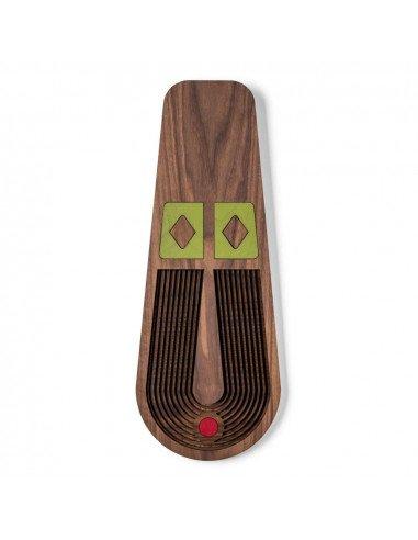 UMASQU Masque moderne africain bois modern african mask natural #12