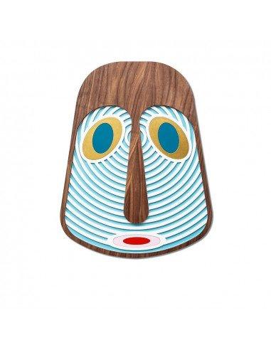 UMASQU Masque moderne africain bois modern african mask #14