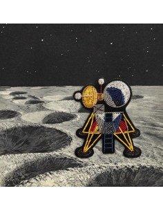 MACON ET LESQUOY Broche Brodée capsule lunaire